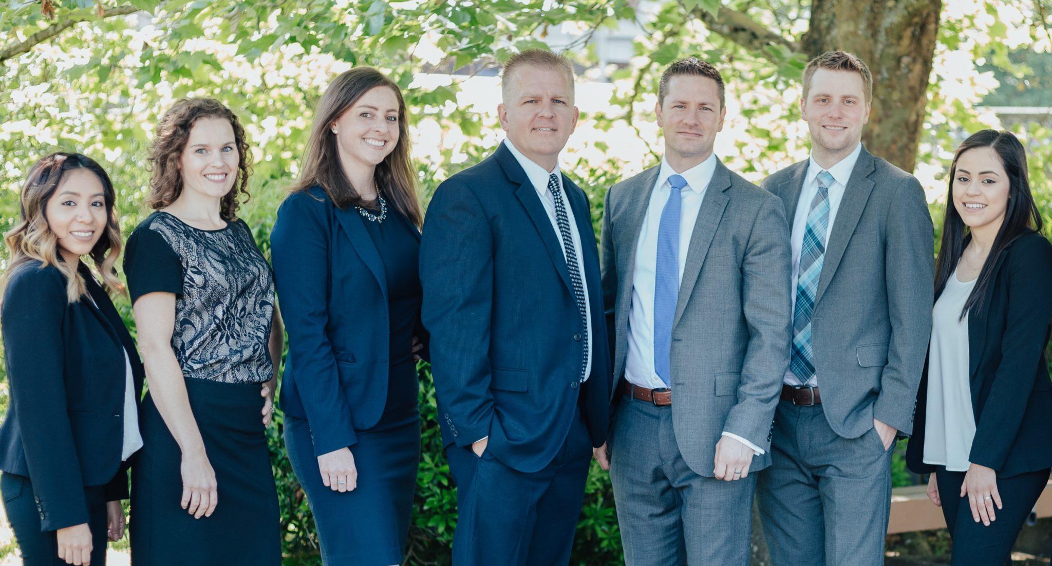 Johnson & Taylor Legal Team